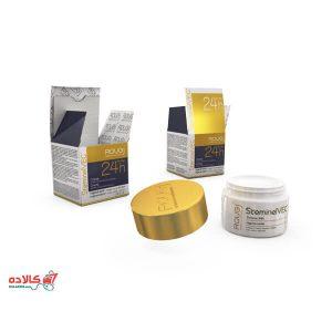 کرم بازسازیکننده و احیاء کننده پوست حاوی سلول بنیادی